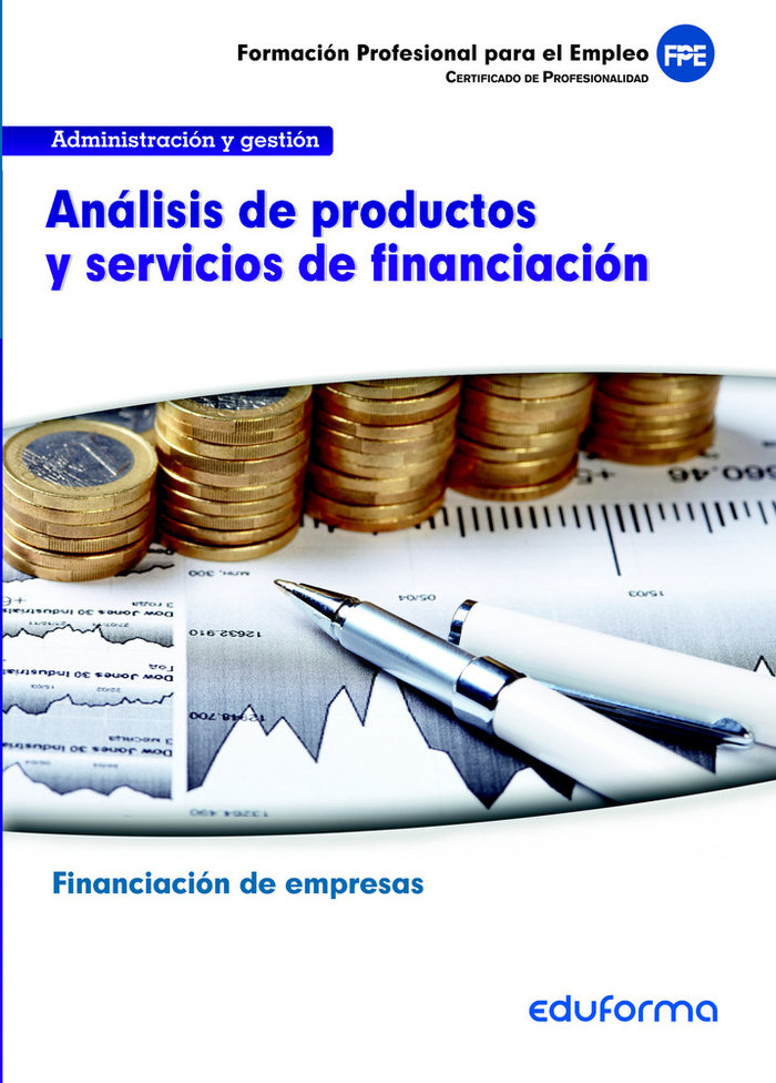 Analisis productos y servicios financiacion familia profesi