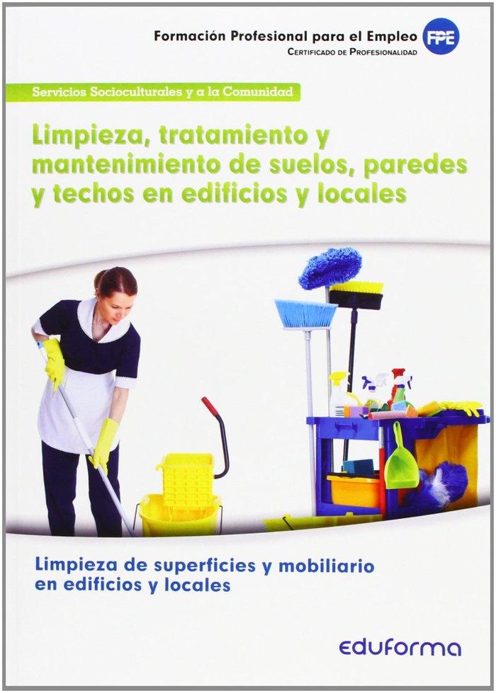 Limpieza tratamiento y mantenimiento de suelos paredes y te