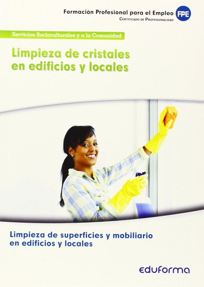 Limpieza de cristales en edificios y locales certificado pr