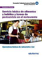 Ufo059 servicio basico de alimentos y bebidas y tareas de po