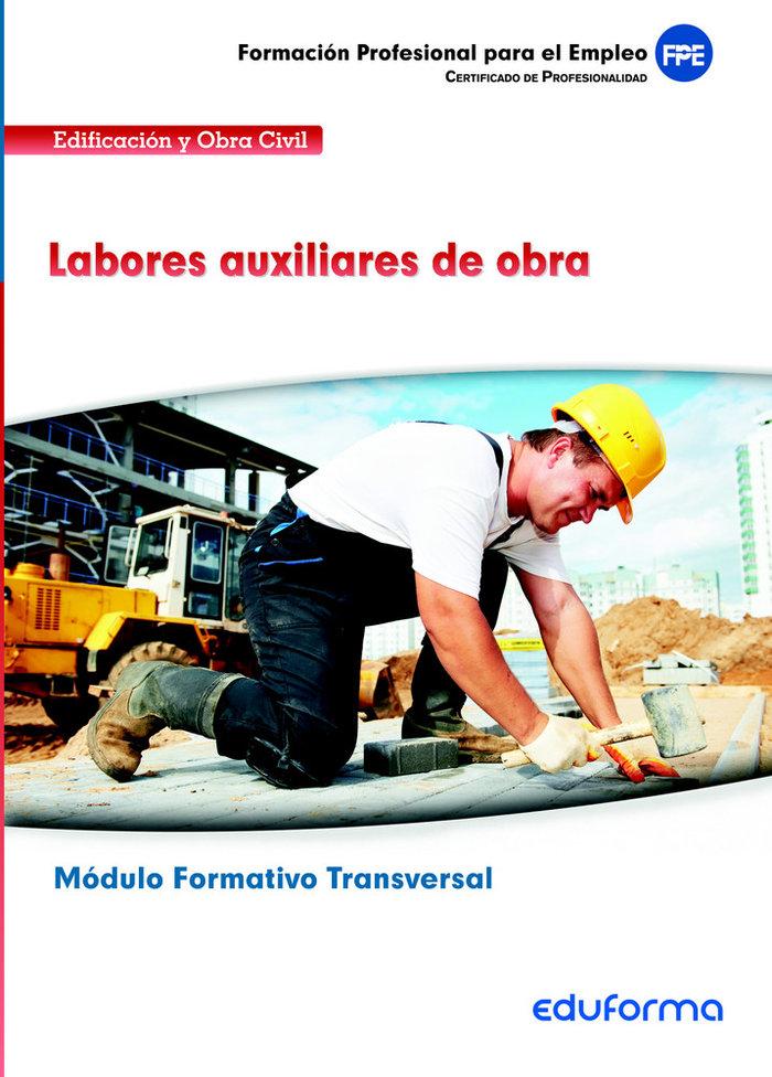 Mf0276. modulo transversal. labores auxiliares de obra. fami