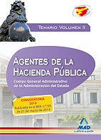 Agentes de la hacienda publica. cuerpo  general administrati
