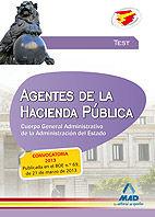 Agentes de la  hacienda publica. cuerpo  general administrat
