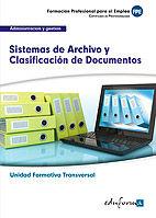 Uf0347 (transversal) sistemas de archivo y clasificacion de