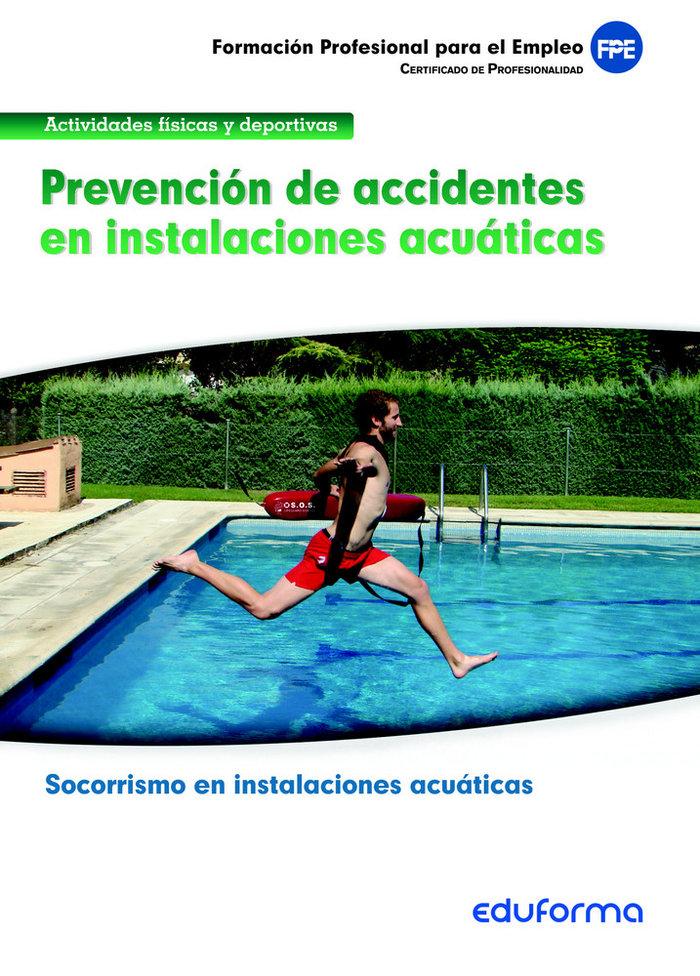 Prevencion de accidentes en instalaciones acuaticas