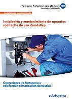 Uf0411. instalacion y mantenimiento de aparatos sanitarios d