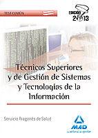 Tecnicos superiores y de gestion de sistemas y tecnologias d