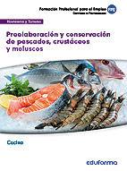 Ufo0064 preelaboracion y conservacion de pescados, crustaceo