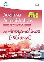Auxiliares administrativos del ayuntamiento de arroyomolinos