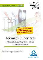 Tecnicos superiores del servicio aragones de salud. temario