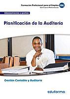 Uf0317. planificacion de la auditoria. certificado de profes