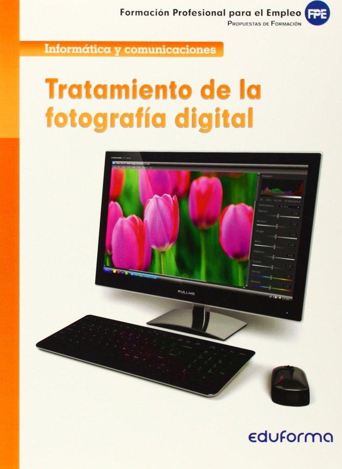 Tratamiento de la fotografia digital