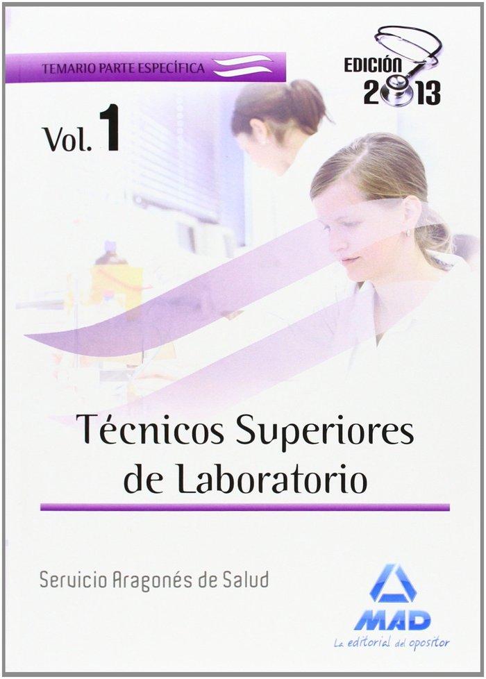 Tecnico superiores de laboratorio especifico i