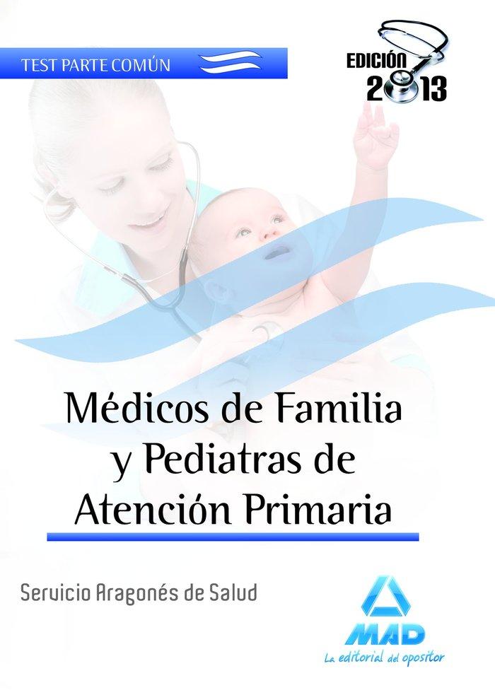 Medicos de familia y pediatras del servicio aragones de salu