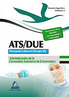 Ats due iii temario especifico extremadura 2014 grupo ii