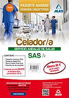 Paquete ahorro celadores servicio andaluz de salud  edicion