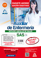 Paquete ahorro auxiliares de enfermeria  servicio andaluz de