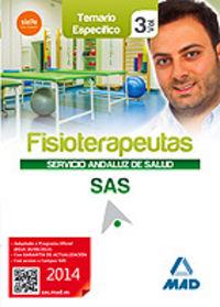 Fisioterapeuta del servicio andaluz de salud vol 3