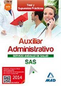 Auxiliar administrativo del servicio andaluz de salud test