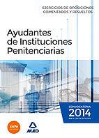 Ayudantes de instituciones penitenciarias. ejercicios de opo