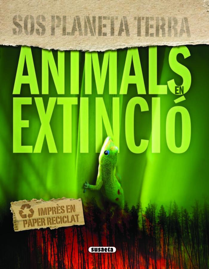 Animals en extincio