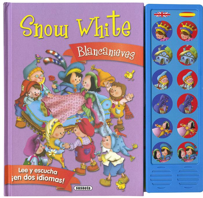 Blancanieves snow white