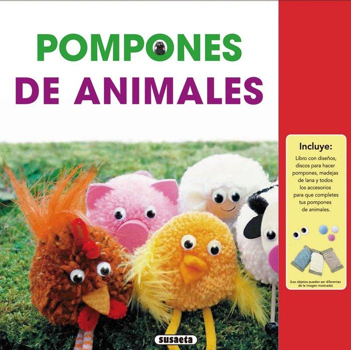 Pompones de animales