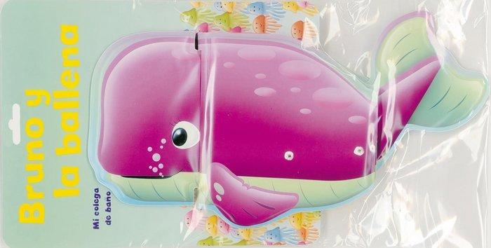 Bruno y la ballena libro baño