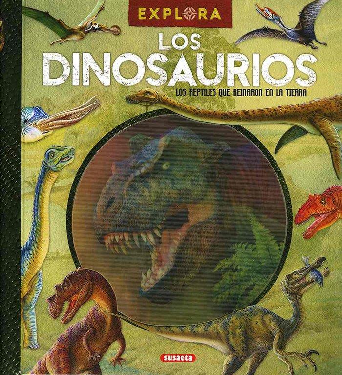 Dinosaurios reptiles que reinaron en la tierra,los