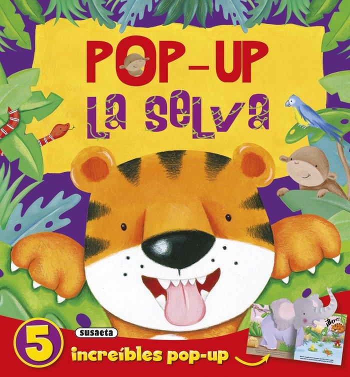 Selva,la pop up