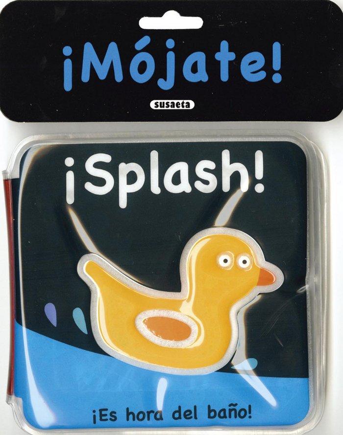 Splash libro baño