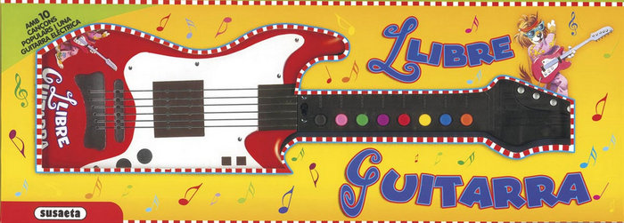 Llibre guitarra
