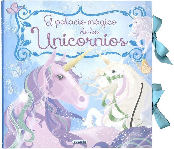 El palacio magico de los unicornios