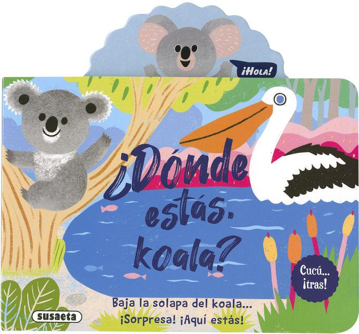 Donde estas koala