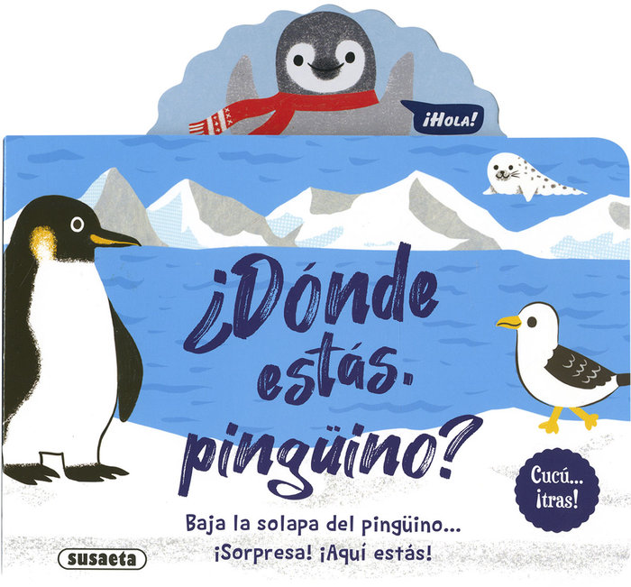 Donde estas pinguino