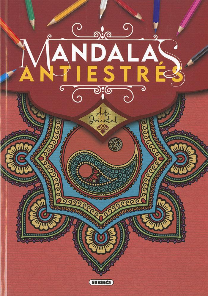 Arte oriental mandalas antiestres