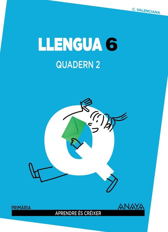 Llengua 6. quadern 2