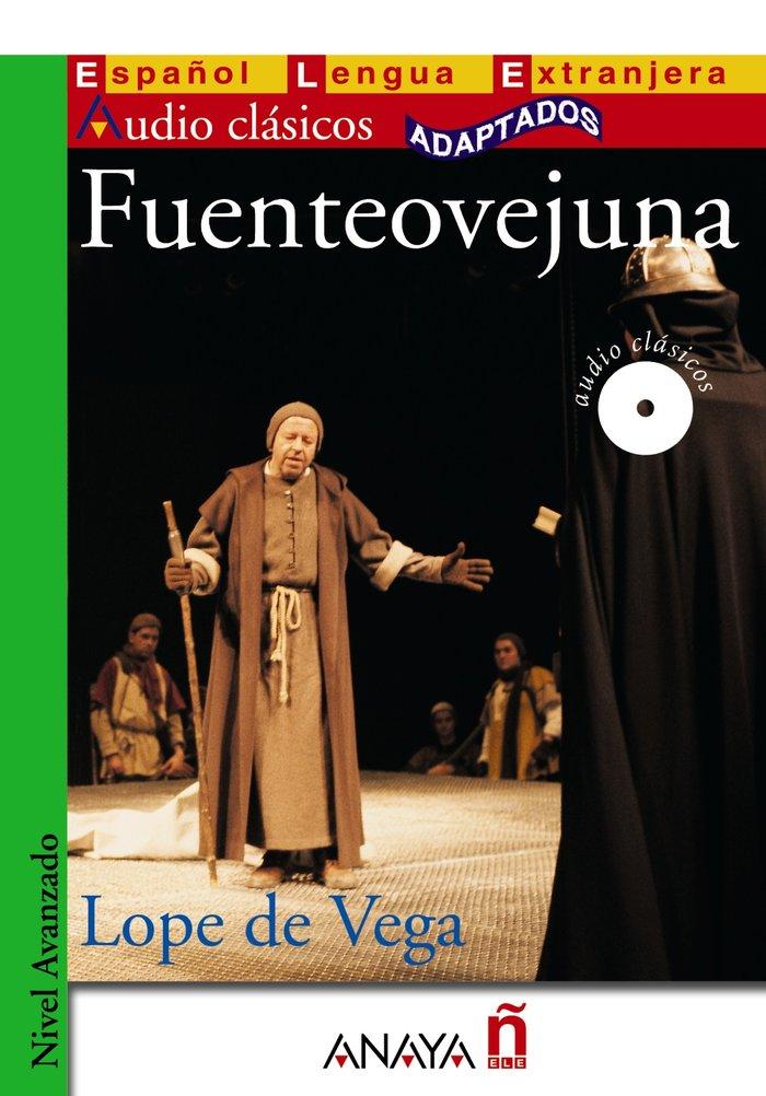 Fuenteovejuna audio clasicos adaptados 2ªed nivel avanzado