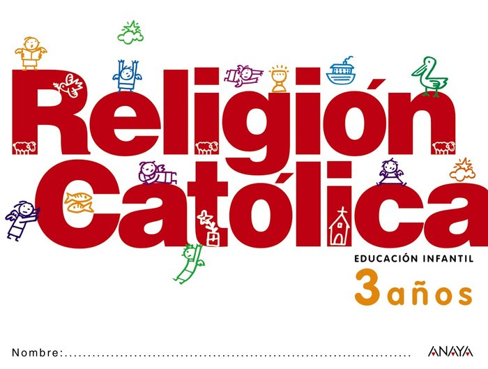 Religion 3 años ei 12