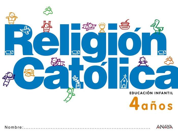 Religion 4 años ei 12