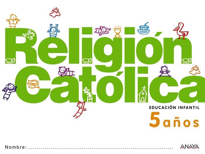 Religion 5 años ei 12