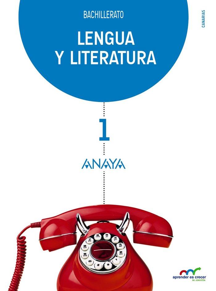 Lengua y literatura 1º bach - 2015