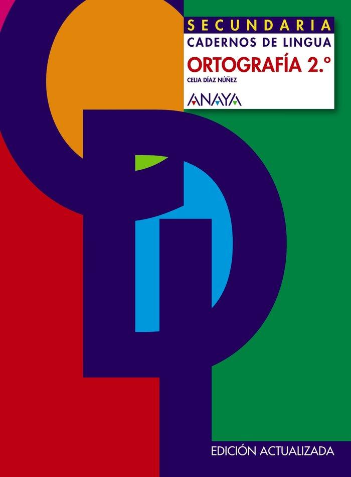 Caderno ortografia 2ºeso galicia 12