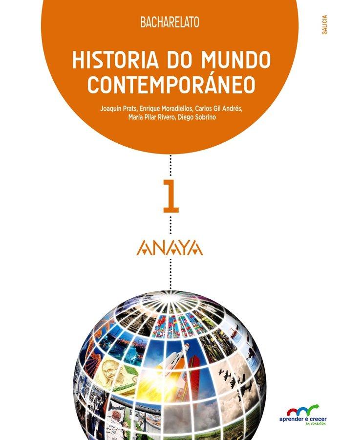 Historia do mundo contemporaneo 1ºnb 15 galicia