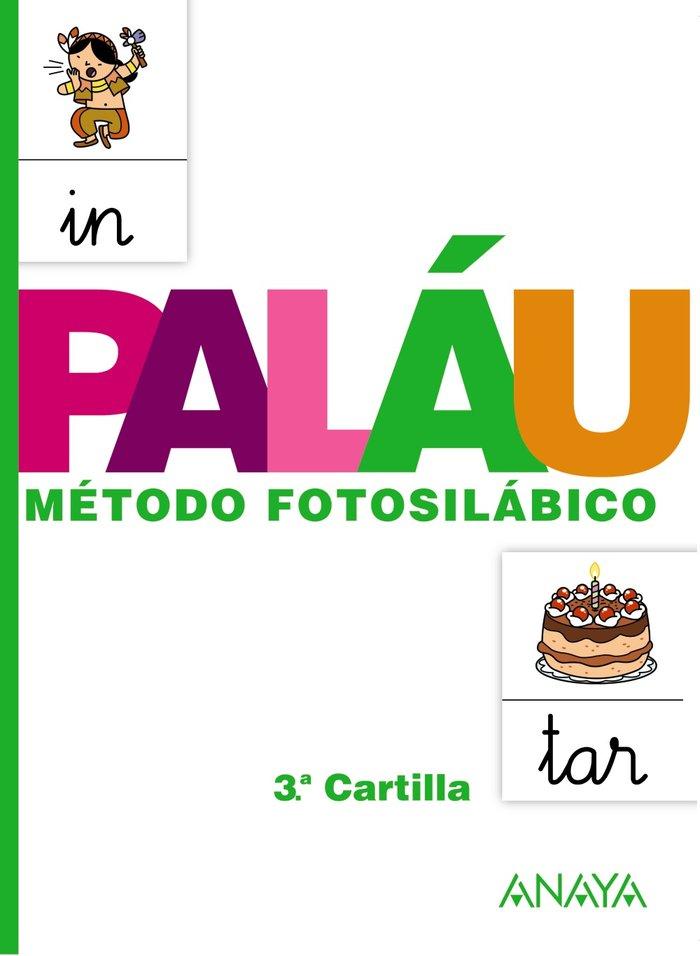 Palau 3 cartilla 2013                           ananalen09ei