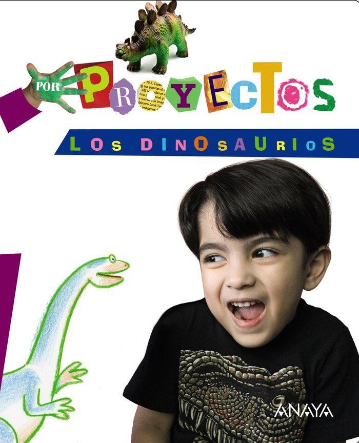 Proyecto 13 los dinosaurios ei 13