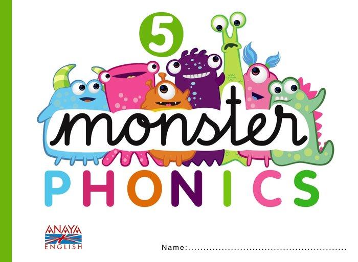 Monster phonics 5 ei 5años 13