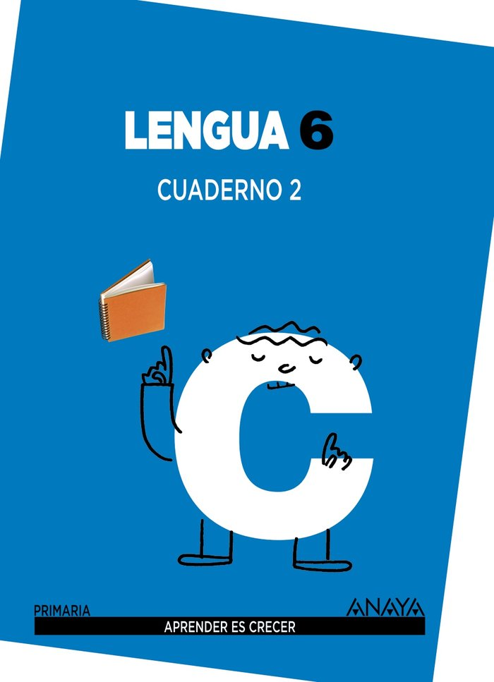 Cuaderno lengua 2 6ºep mec 15