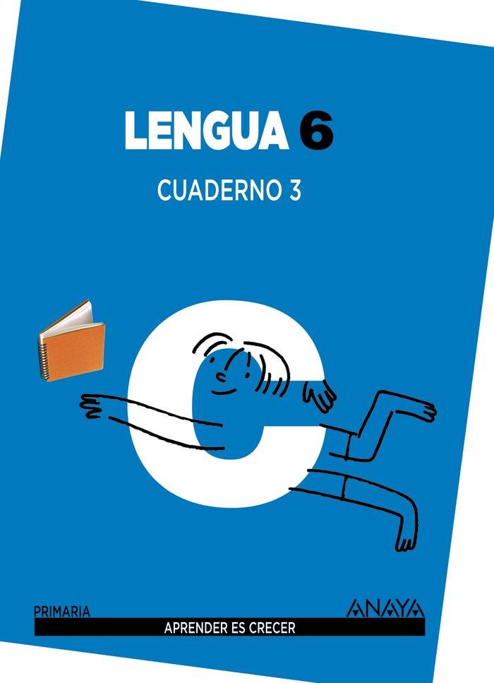 Cuaderno lengua 3 6ºep mec 15