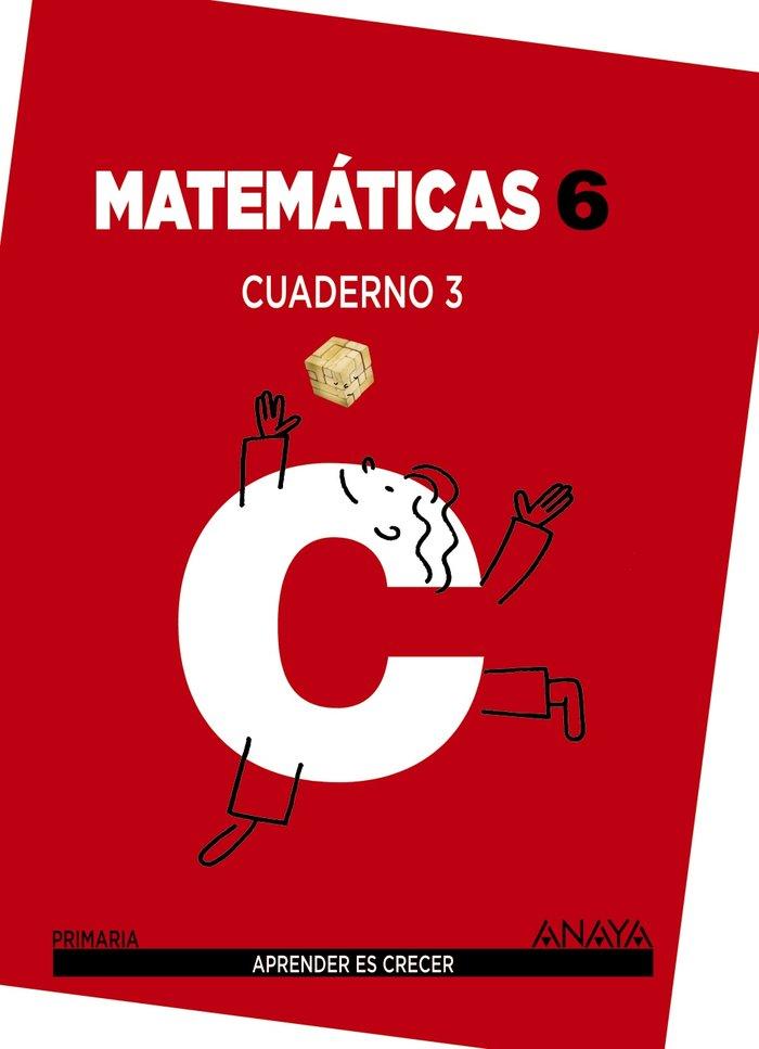 Cuaderno matematicas 3 6ºep mec 15